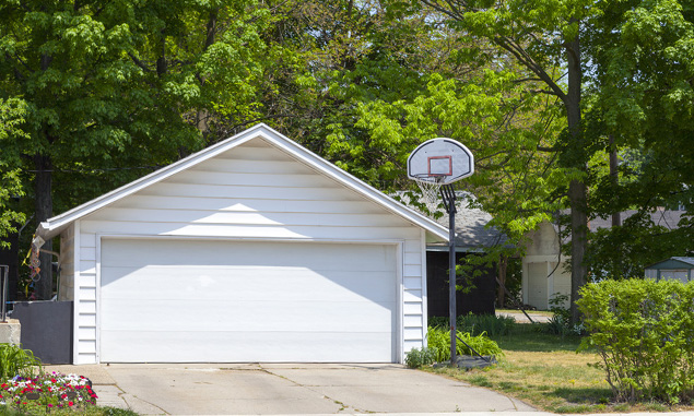 Overhead garage door repair danbury